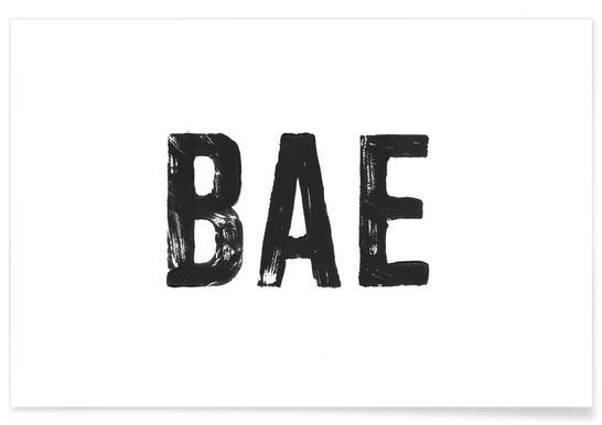 BAE Poster