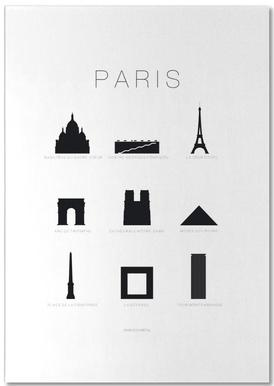 Paris Bloc-notes