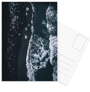 Diamond Beach 1 Postkartenset