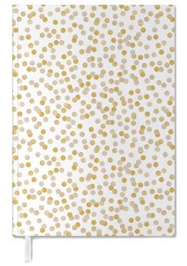 Gold Confetti agenda