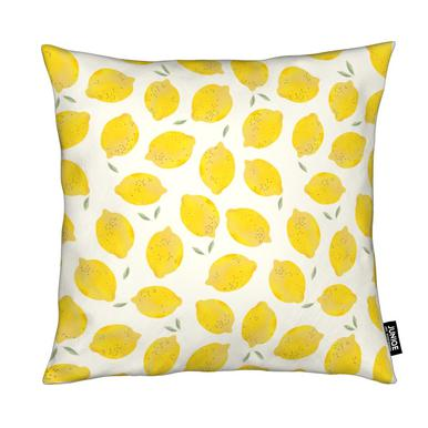 Lemon Cushion
