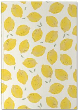 Lemon Notizbuch