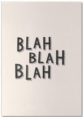 Blah Blah Blah Bloc-notes