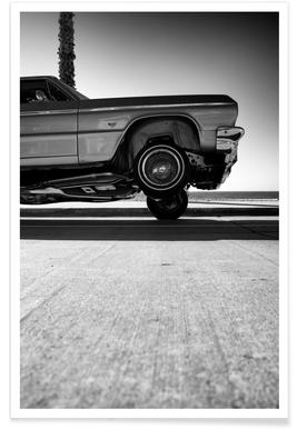 Hydraulics Photograph Poster