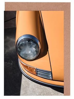 Porsche 911 Set de cartes de vœux