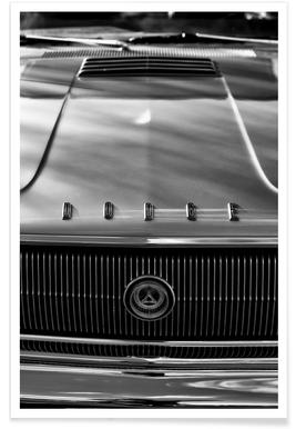 67 Dodge Charger poster