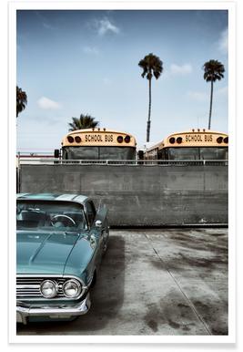 Impala School II Poster