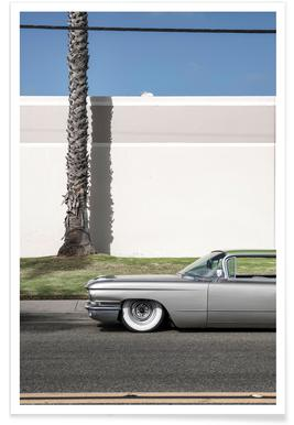 CA Cadillac Poster