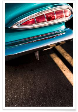 Impala Colors Poster