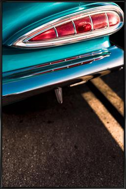 Impala Colors Poster in Standard Frame