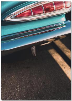 Impala Colors Notizbuch