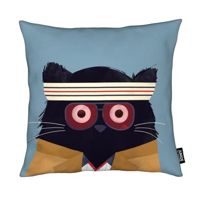 Cat - Tenenbaum Cushion
