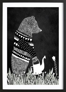 Garden Me Framed Print