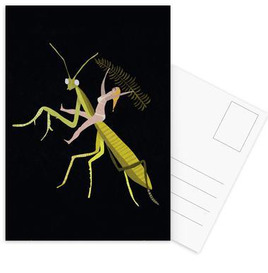 Hopper Postcard Set
