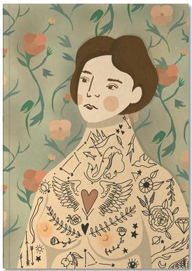 Lady Notebook