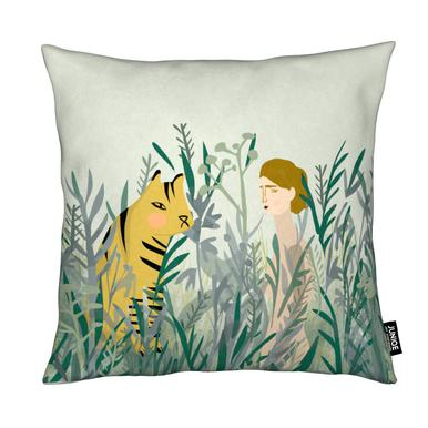 Look for Your Tiger Cushion