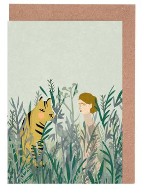Look for Your Tiger Greeting Card Set