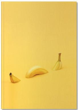 Loch Ness Banana Notebook