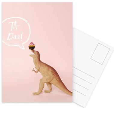 Ta-Daa! Postcard Set