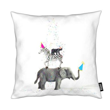 Party Animals Cushion