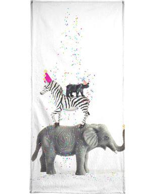 Party Animals handdoek