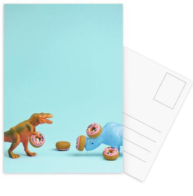 Ring Toss Postcard Set