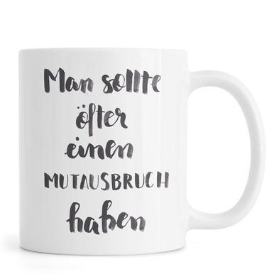 Mutausbruch Mug