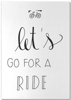 Ride Notepad