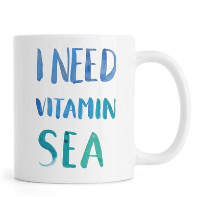 Vitamin Sea Tasse