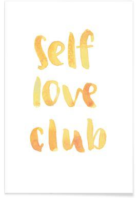 Self Love Club Poster
