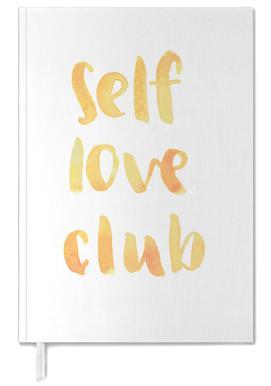 Self Love Club agenda