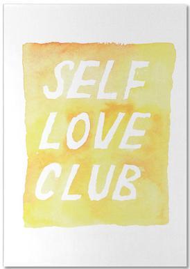 Self Love Club 2 notitieblok