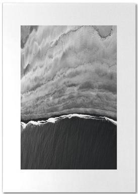 Black Ocean Notepad