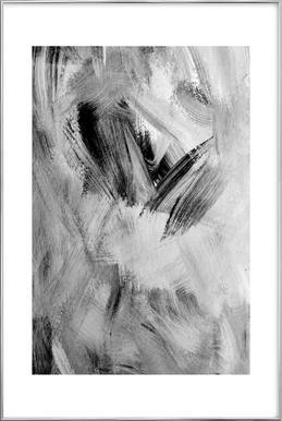 Painting Poster in Aluminium Frame
