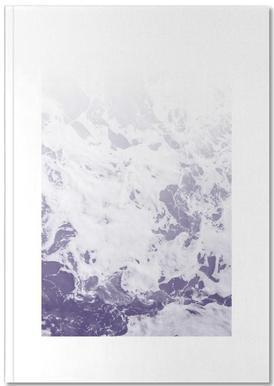 Purple Ocean Notizbuch