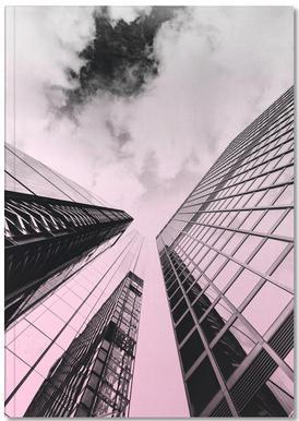 Skyscraper Notizbuch