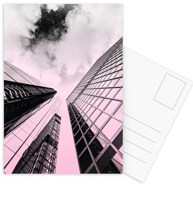 Skyscraper Postcard Set