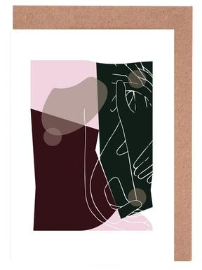 Modern Art 1 Wenskaartenset
