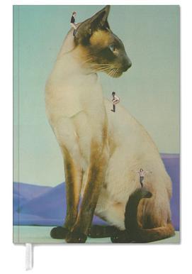 Siamese Mega Cat Personal Planner