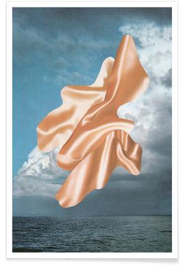 Sea Satin Poster