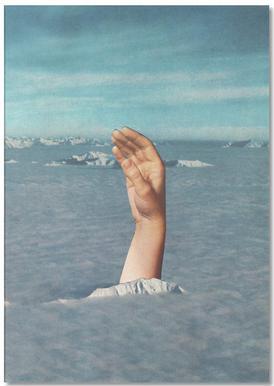 Drowning Notepad