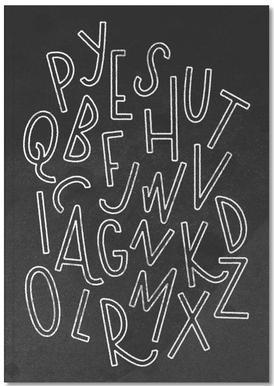 All the Letters Notitieboekje