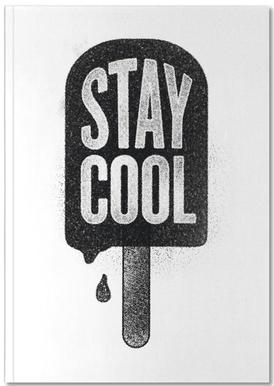 Stay Cool Notitieboekje