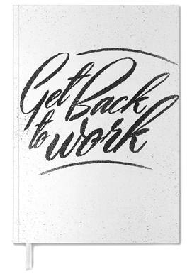 Back to Work agenda