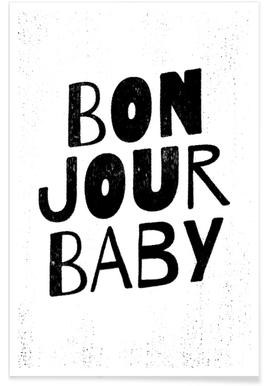 Bonjour Baby poster