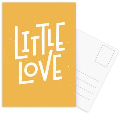 Little Love Postcard Set