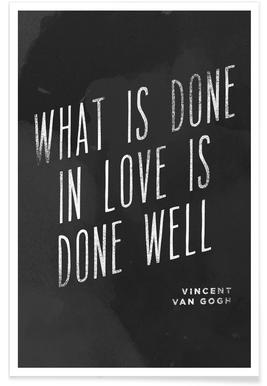 Done in Love poster
