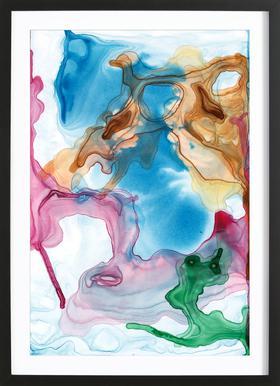 Spring 03 Framed Print