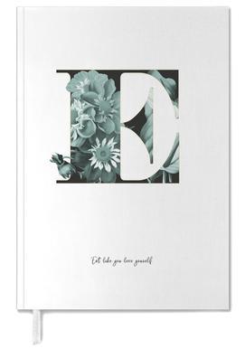 Flower Alphabet - E agenda