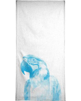 Papagei 01 Hand & Bath Towel